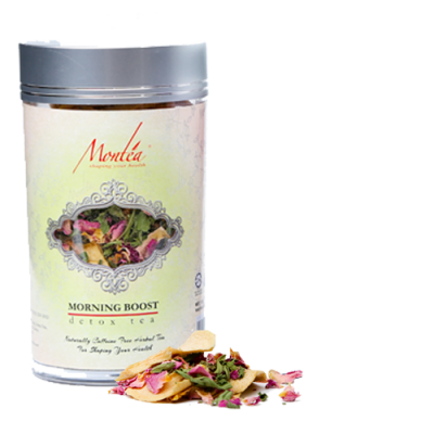 Montea Morning Boost Detox Infusion Tea